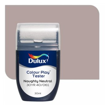 Harga Dulux Colour Play Tester Naughty Neutral 30YR 40/061