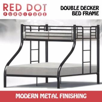 Harga Red Dot Furniture Double Decker Bed Frame