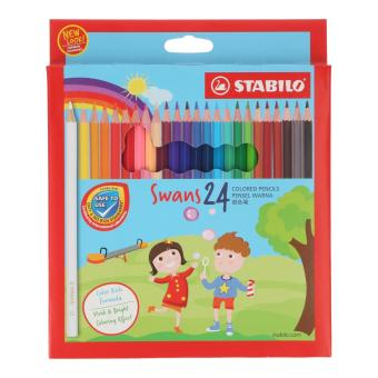 Harga STABILO SWANS Coloured Pencils