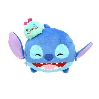 Harga Disney Tsum Tsum Kawaii Cushion Stitch & Scrump