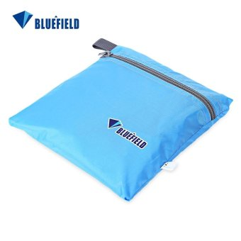 Harga Bluefield Multifunction Waterproof Camping Picnic Beach Sun Shelter Tent Mat (size: M) (Blue) - intl