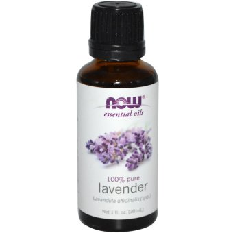 Harga Now Foods, Essential Oils, Lavender, 1 fl oz (30 ml)