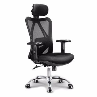 M16 Iden Office Chair (Black), Delivery-Weekdays Before 6pm