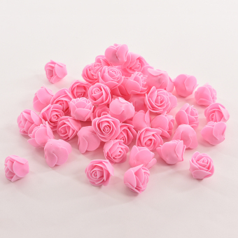 Harga Jetting Buy Foam Roses Artificial Flower Party Decor 50Pcs Rose