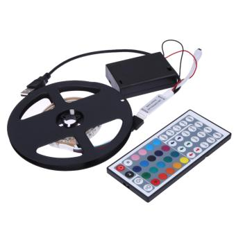 Harga Battery USB Powered LED Strip 3528 SMD Rgb 1m - intl