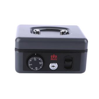 Harga Metal CASH BOX GK 5006 |high quality safes | dual function | number with key locks