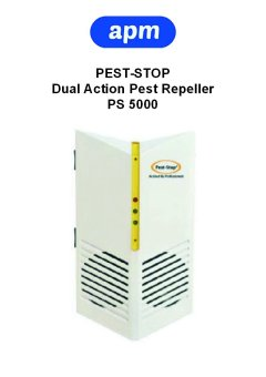 Harga APM_Pest-Stop 5000 Dual Action Pest Repeller