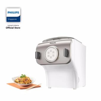 Harga **FREE Philips Kitchen Utensils and 2-Tier food container** with Philips Avance Collection Noodle Maker - HR2365/05