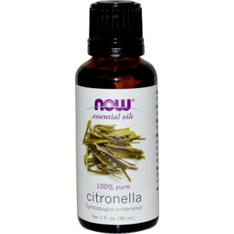 Harga Now Foods Essential Oils Citronella 1 fl oz (30 ml)