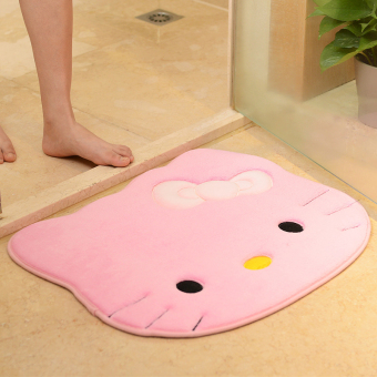 Harga Hall toilet door bathroom mats
