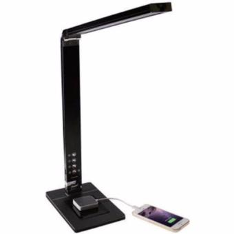 Air Energy LED Lamp with Qi Wireless Charging Pad