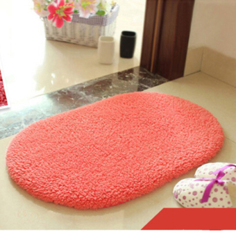 Harga Jetting Buy Bedroom Bath Mat Soft Absorbent Watermelon red 53