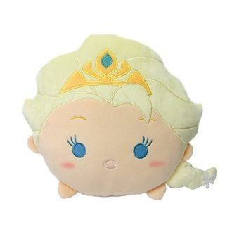 Harga Disney Tsum Tsum Plush Cushion Elsa
