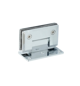 Harga 3 Hole Shower Glass Door Hinge