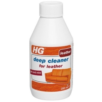 Harga HG 173 Deep Cleaner For Leather 250ml