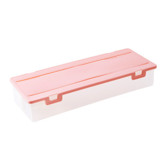 Harga Home home fresh film storage rack storage bag storage box kitchen wall shelf refrigerator tableware chopsticks box