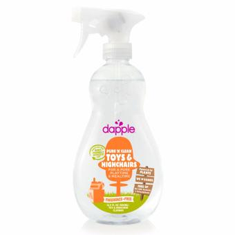 Harga Dapple Toy & Highchair Cleaner (Fragrance Free) - 16.9oz