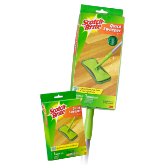 Harga 3M™ Scotch-Brite™ Quick Sweeper Starter Kit