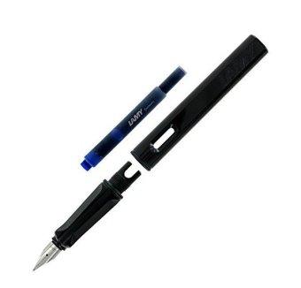 [LAMY] Safari Fountain Pen Black Nib option / teacher gift F(0.6mm ~ 0.7mm) - 3