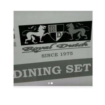 20-Piece Royal Dutch Dining Set - 5