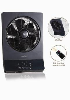 "Harga Aerogaz AZ-1208FTW 12"" Elegant Table & Wall Fan with Remote Control"