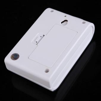 Wireless Doorbell Electronic Music Doorbell VOYE V004A with Indicator - 5