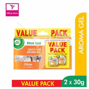Harga Airwick Stick Ups Twin Pack Citrus