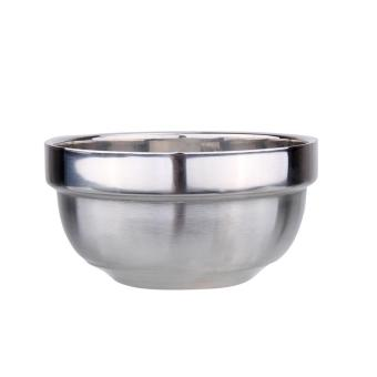 Harga Rice Bowls Double Layer Stainless Steel Bowls Child Anti-Hot Insulatation - intl