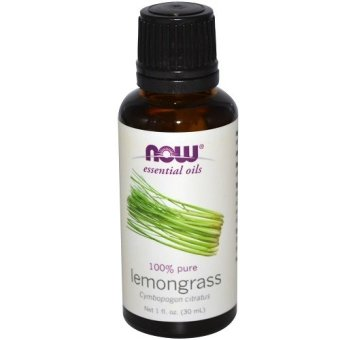 Harga Now Foods, Essential Oils, Lemongrass, 1 fl oz (30 ml)