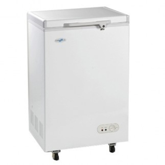 Harga Farfalla FCF-108A Chest Freezer With Lock 108L