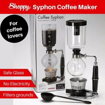 Harga Shoppy Syphon Coffee Maker