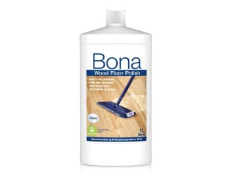 Harga Bona Care Wood Floor Polish Gloss 1L