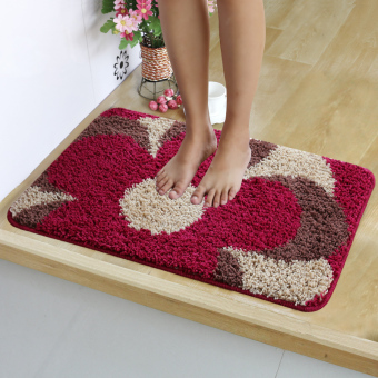 Harga Seven bathroom home door mats