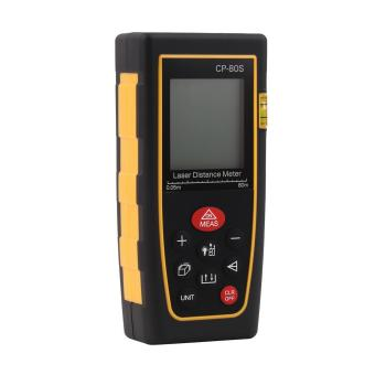 UINN 80M Handheld Digital Laser Distance Meter Range Finder Measure Diastimeter - intl