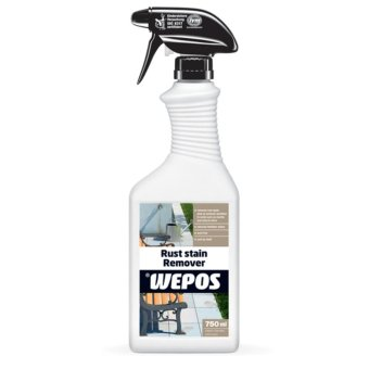 Harga WEPOS Rust Stain Remover 0.75 Liter