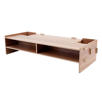 Harga Wooden Desktop Organizer(DO)-without drawer (Woody)