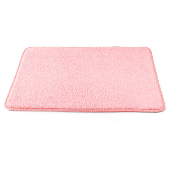 Harga Home home absorbent coral velvet door mats bedroom door mat kitchen carpet bathroom door slip pad