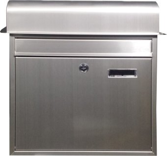 Harga Secure Stainless Steel Letter Box Tx0133B