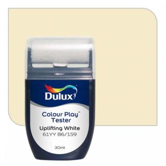 Dulux Colour Play Tester Uplifting White 61YY 86/159