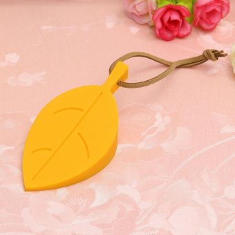 BUYINSOINS Cute Silicone Leaves Design Door Stop Stopper Jammer Guard Baby Safety Protector