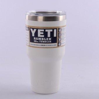 Hot Sale 30oz YETI Stainless Steel Cup Multicolor Coffee Mug Bottle - intl - 4