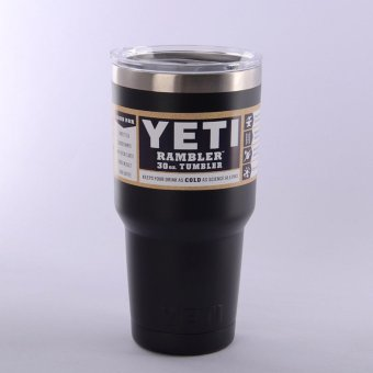 Hot Sale 30oz YETI Stainless Steel Cup Multicolor Coffee Mug Bottle - intl - 3