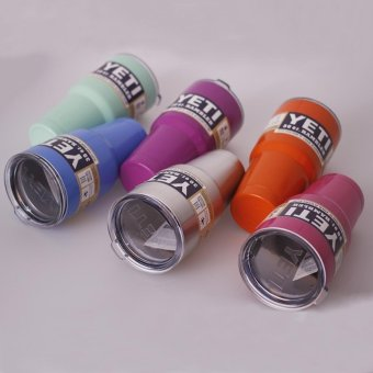 Hot Sale 30oz YETI Stainless Steel Cup Multicolor Coffee Mug Bottle - intl - 2
