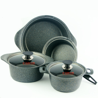 South Korea Imported Kitchen-Art Medical Nonstick Pot 18/20/22/24/26/28 Cm Smokeless