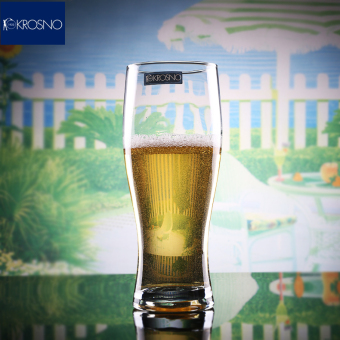 Harga Poland original imported lead-free Crystal beer mug glass cup juice drink cup