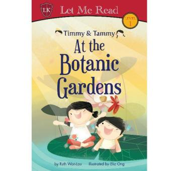 Harga Timmy & Tammy at the Botanic Gardens Level 1