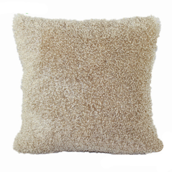 Harga Jetting Buy Square Pillow Case - Beige