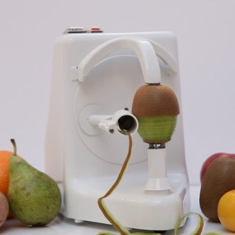 Harga Electric Peeler, Peel Master by Pelamatic (White)