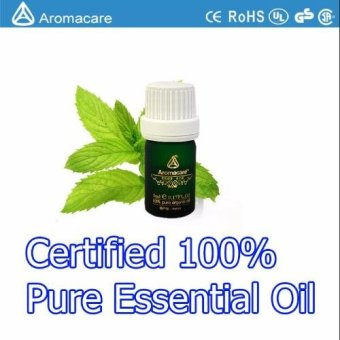 Harga Aroma Care Pure Essential Peppermint Oil (5ml)
