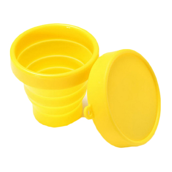 Harga Jetting Buy Portable Silicone Retractable Folding Cup